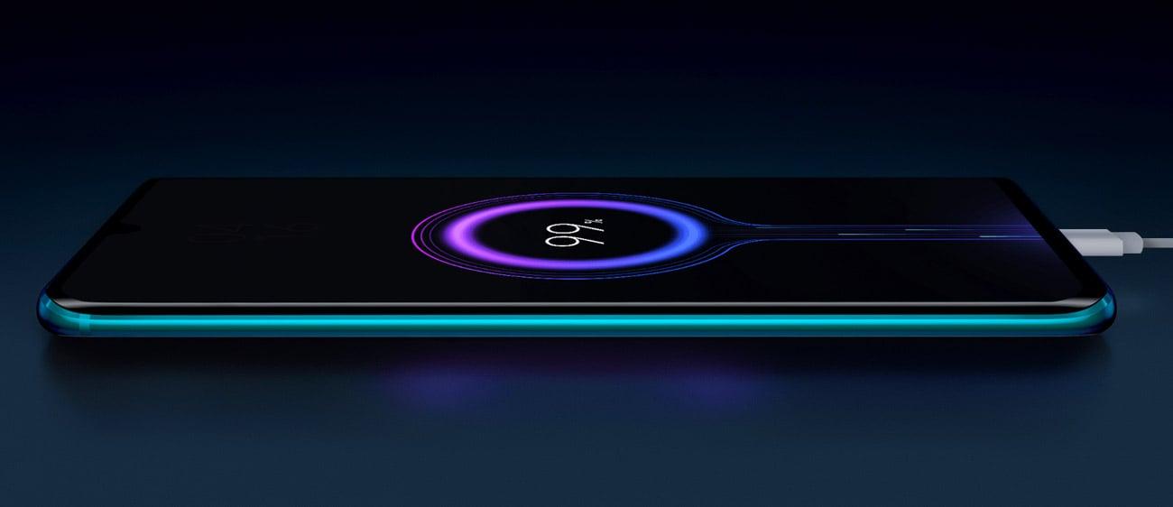 Xiaomi Mi Note 10 Pro bateria fast charge 30w nfc