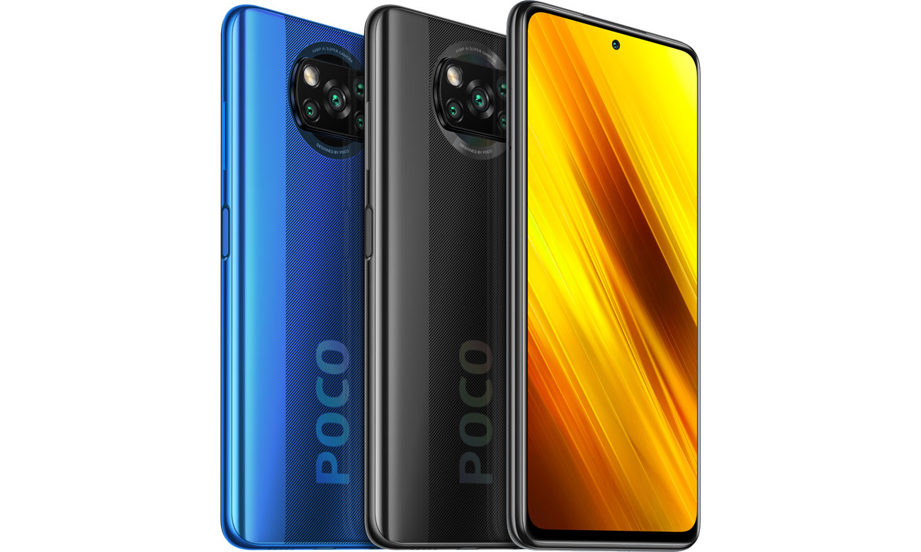 Xiaomi POCO X3 NFC Shadow Gray