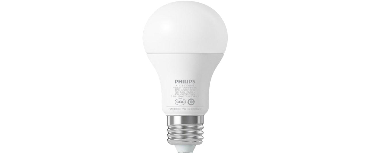 Inteligentne oświetlenie Xiaomi Philips LED Smart Bulb White 6947939158928 / 21889