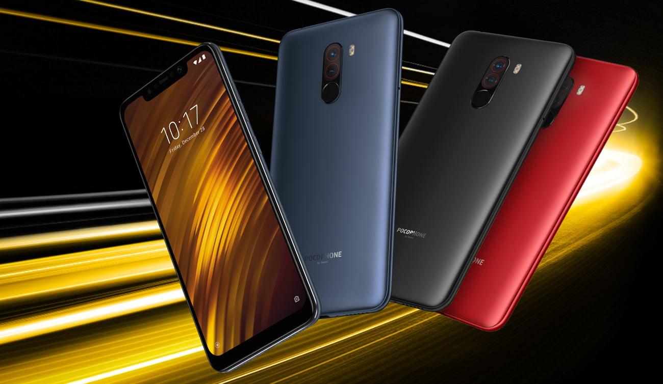 Xiaomi Pocophone F1 doskonały stosunek ceny do wydajności