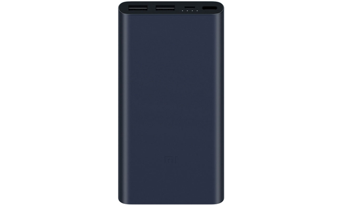 Xiaomi Power Bank 2s 10000 mAh 17775 Aluminiowa obudowa
