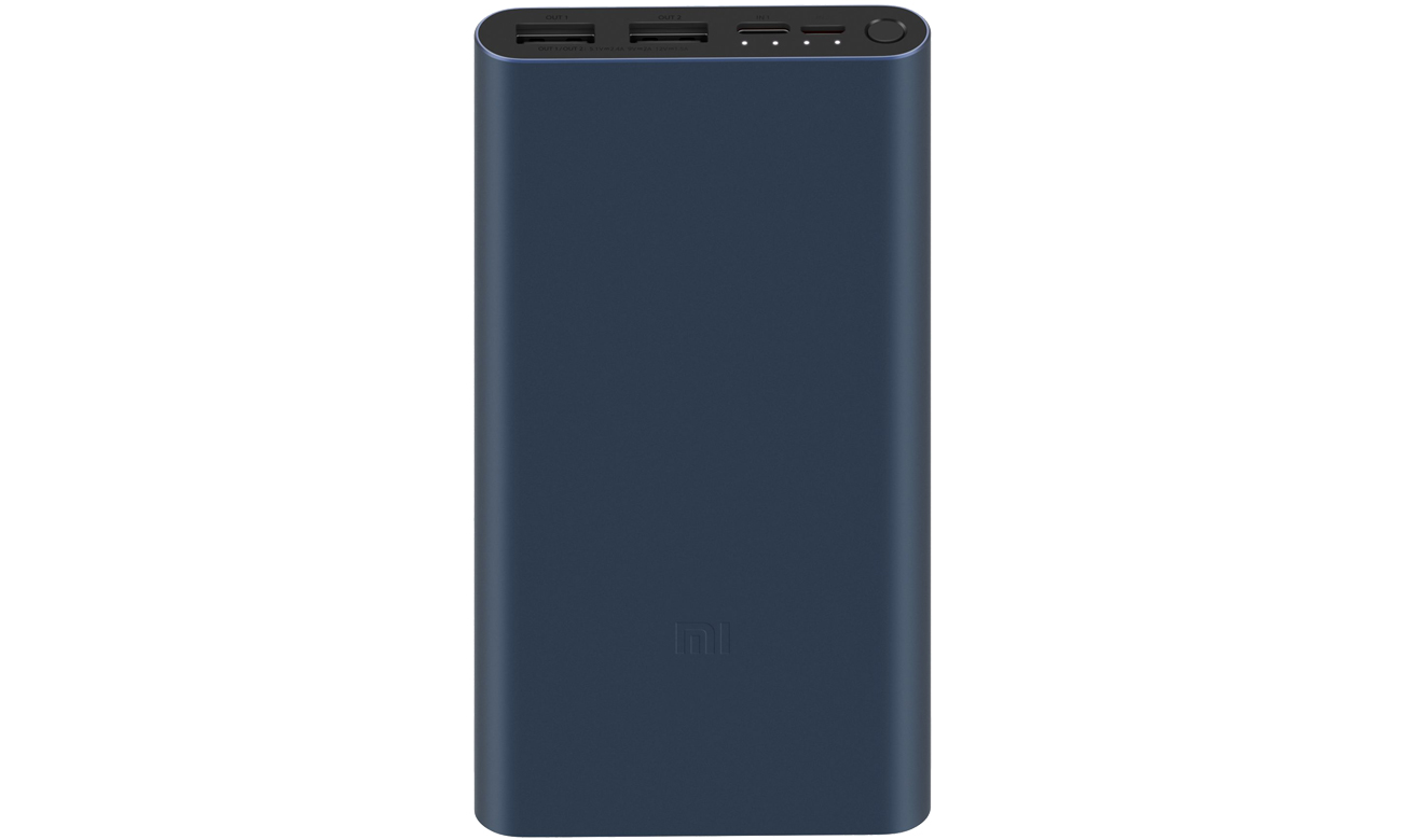 Power Bank Xiaomi Mi 18W 10000 mah (czarny)
