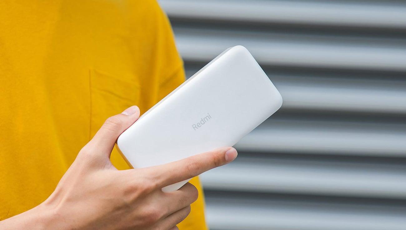 Power Bank Xiaomi Redmi 18W Fast Charge 20000 mAh