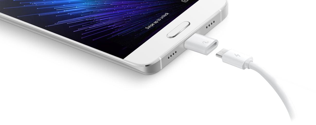 Xiaomi Power Bank Pro 10000 mAh przejściówka USB-C