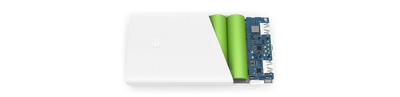 Xiaomi Power Bank 20000 mAh zabezpieczenia