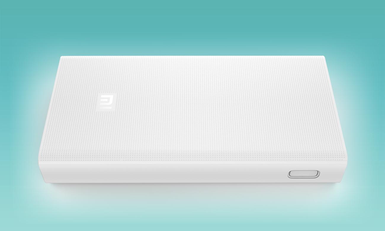 Xiaomi Power Bank 20000 mAh stylowa obudowa