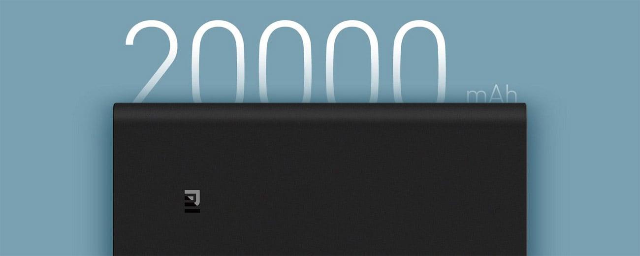 Xiaomi Mi Powerbank 3 Pro 20000 mAh