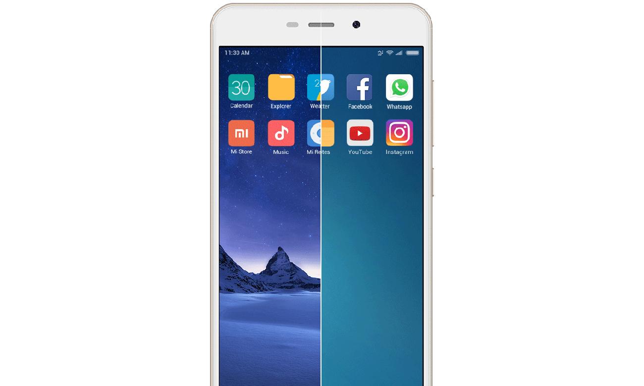 Xiaomi Redmi 4A 32GB lekka konstrukcja