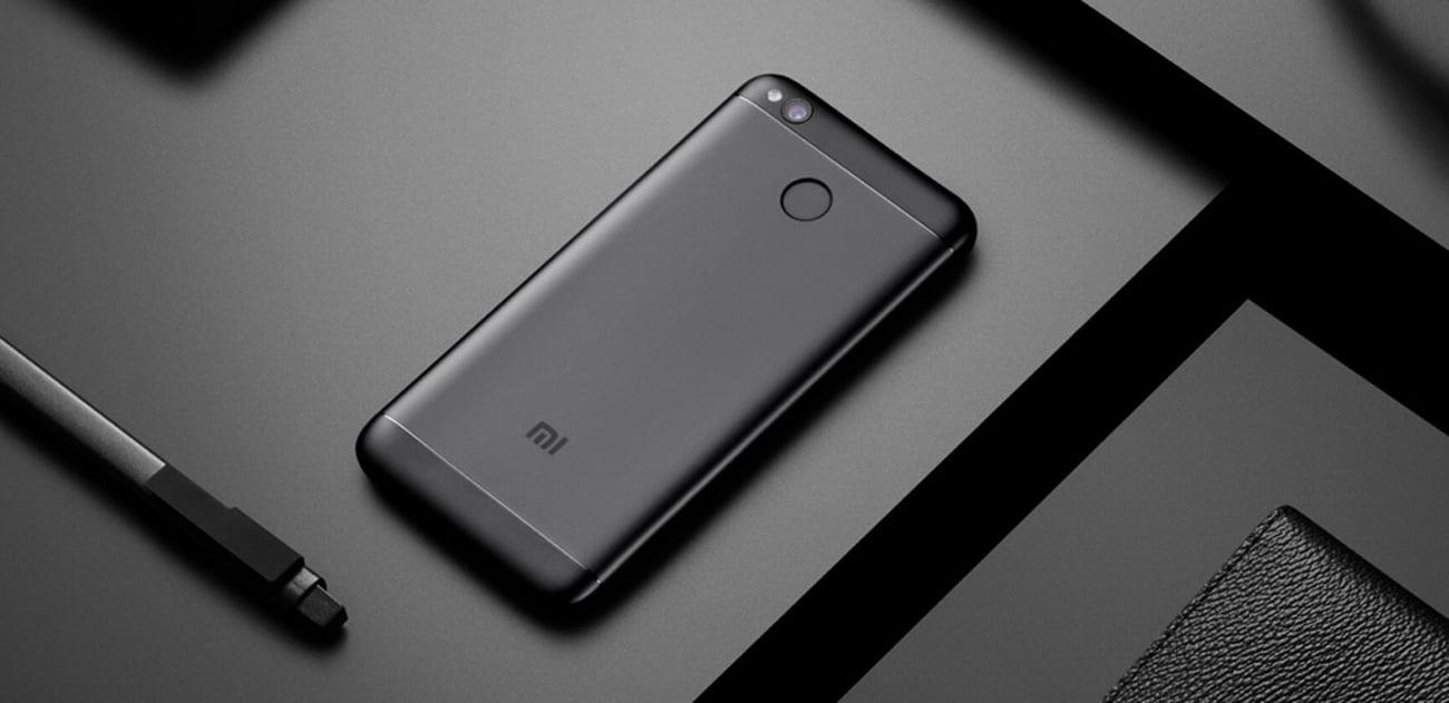 Xiaomi Redmi 4X Black bateria 4100 mAh
