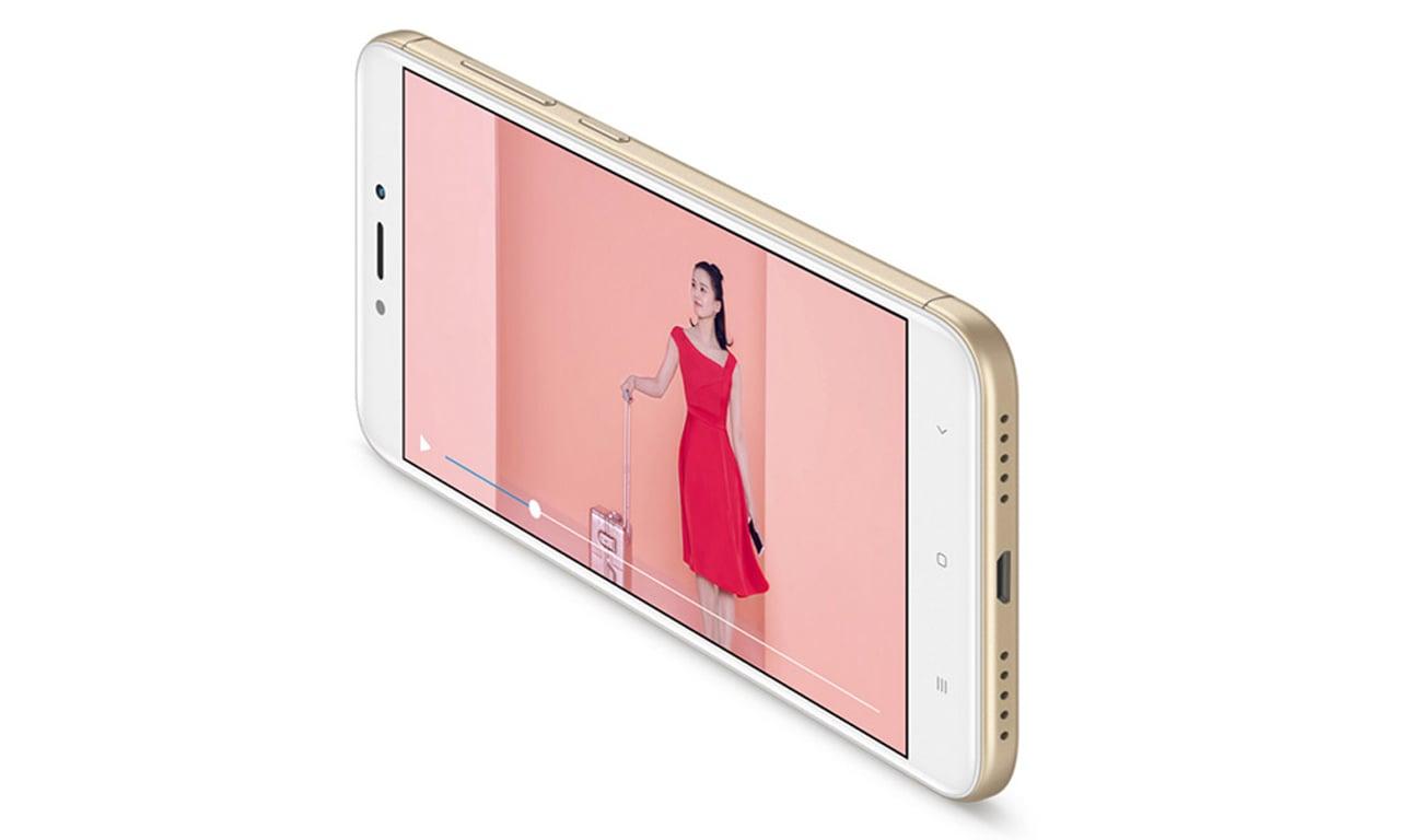 Xiaomi Redmi 4X ośmiordzeniowy procesor Snapdragon 435