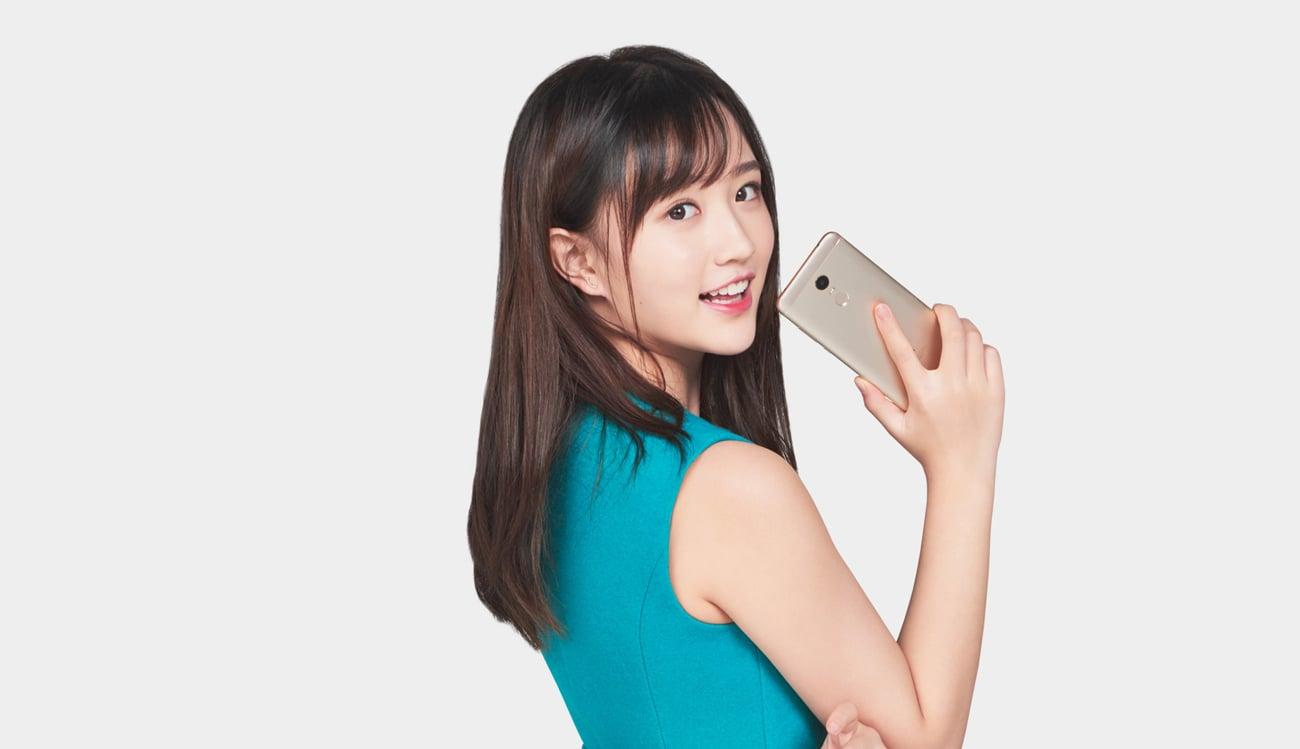 Xiaomi Redmi 5 Plus aparat 12 Mpix f/2.2