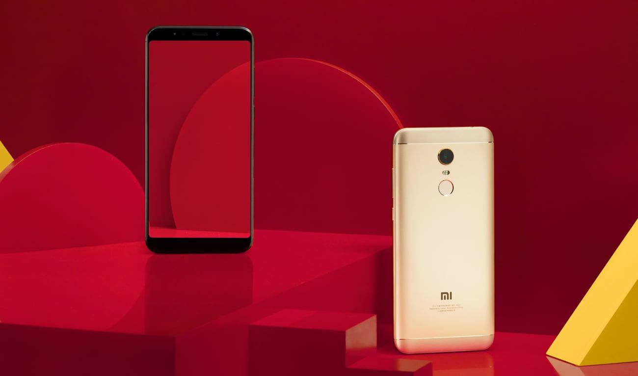 Xiaomi Redmi 5 Plus LTE B20