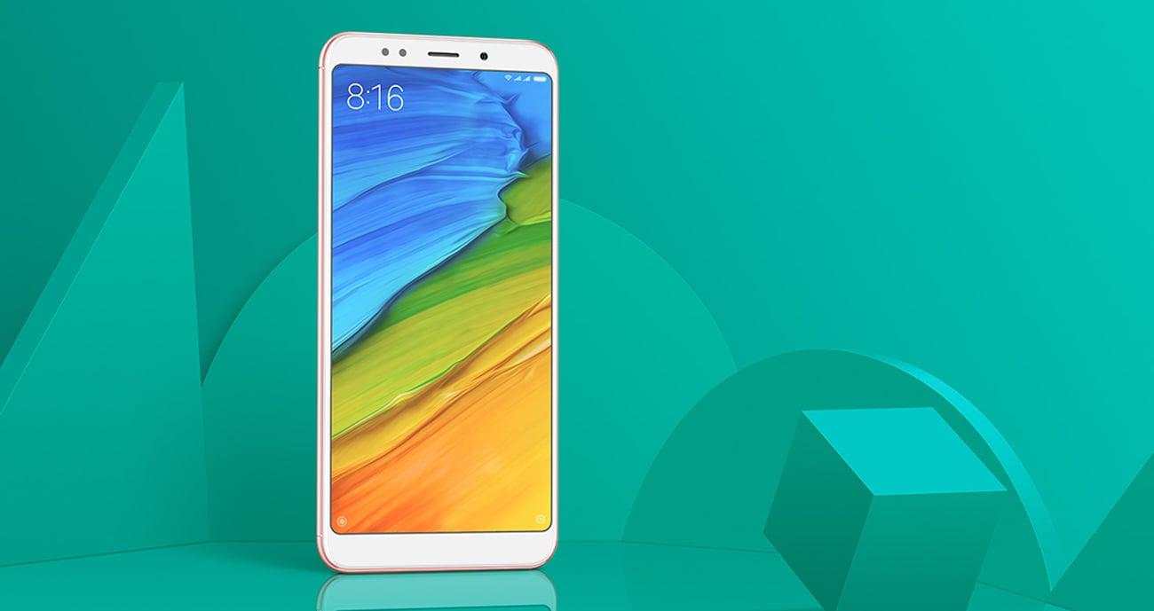 Xiaomi Redmi 5 ekran HD