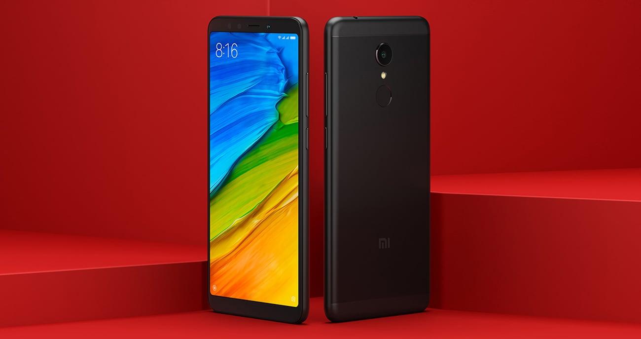 Xiaomi Redmi 5 bateria 3300 mAh
