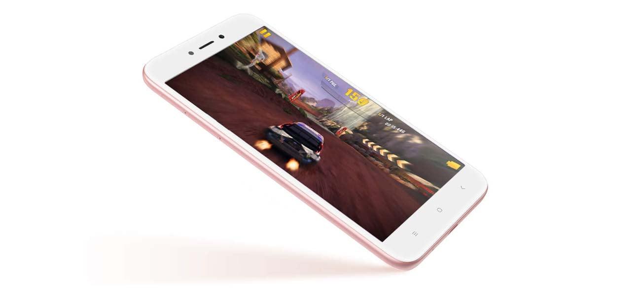Szary Xiaomi Redmi 5A bateria 3000 mAh