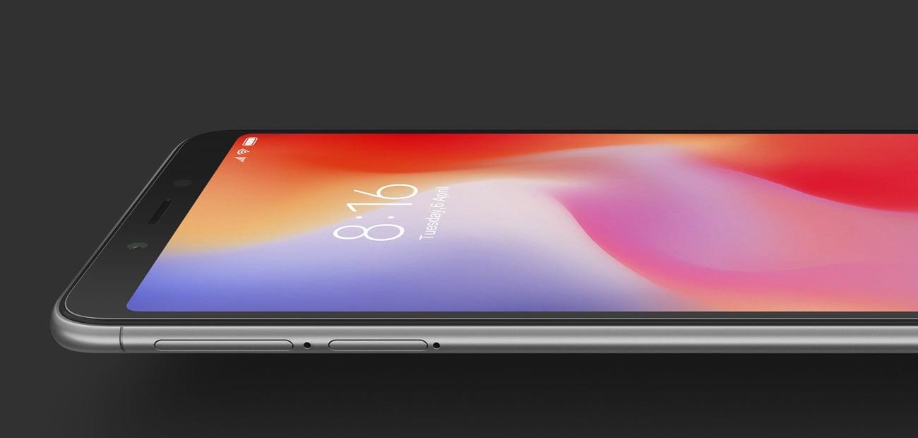 Xiaomi Redmi 6A smukła elegancka obudowa