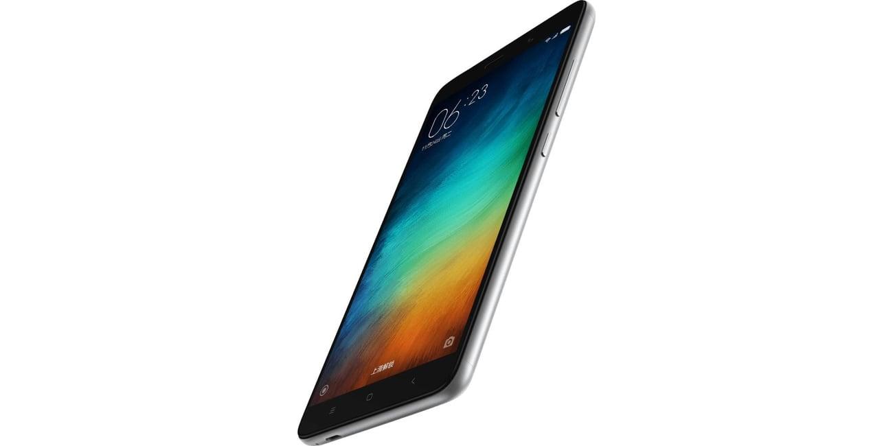 Xiaomi Redmi Note 3 16GB Gustowna sylwetka z metalu w kolorze ciemnej szarości Dark Grey