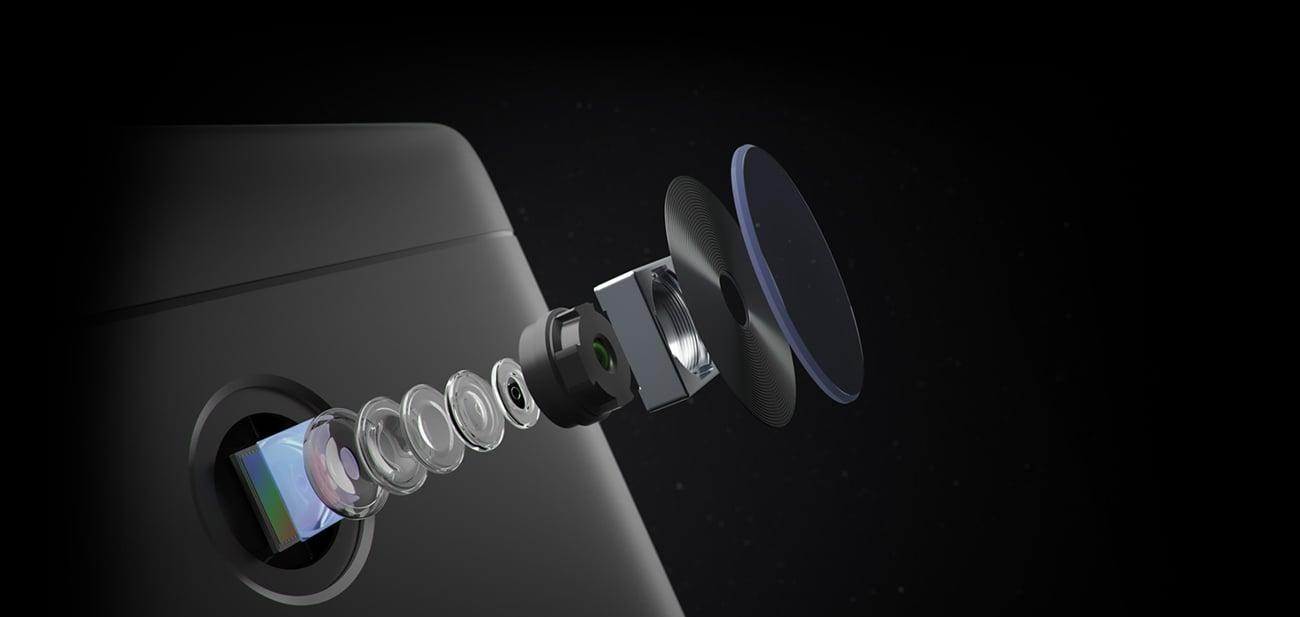 Xiaomi Redmi Note 4 32GB aparat z matrycą CMOS przesłona f/2.0 autofocus PDAF tryb HDR