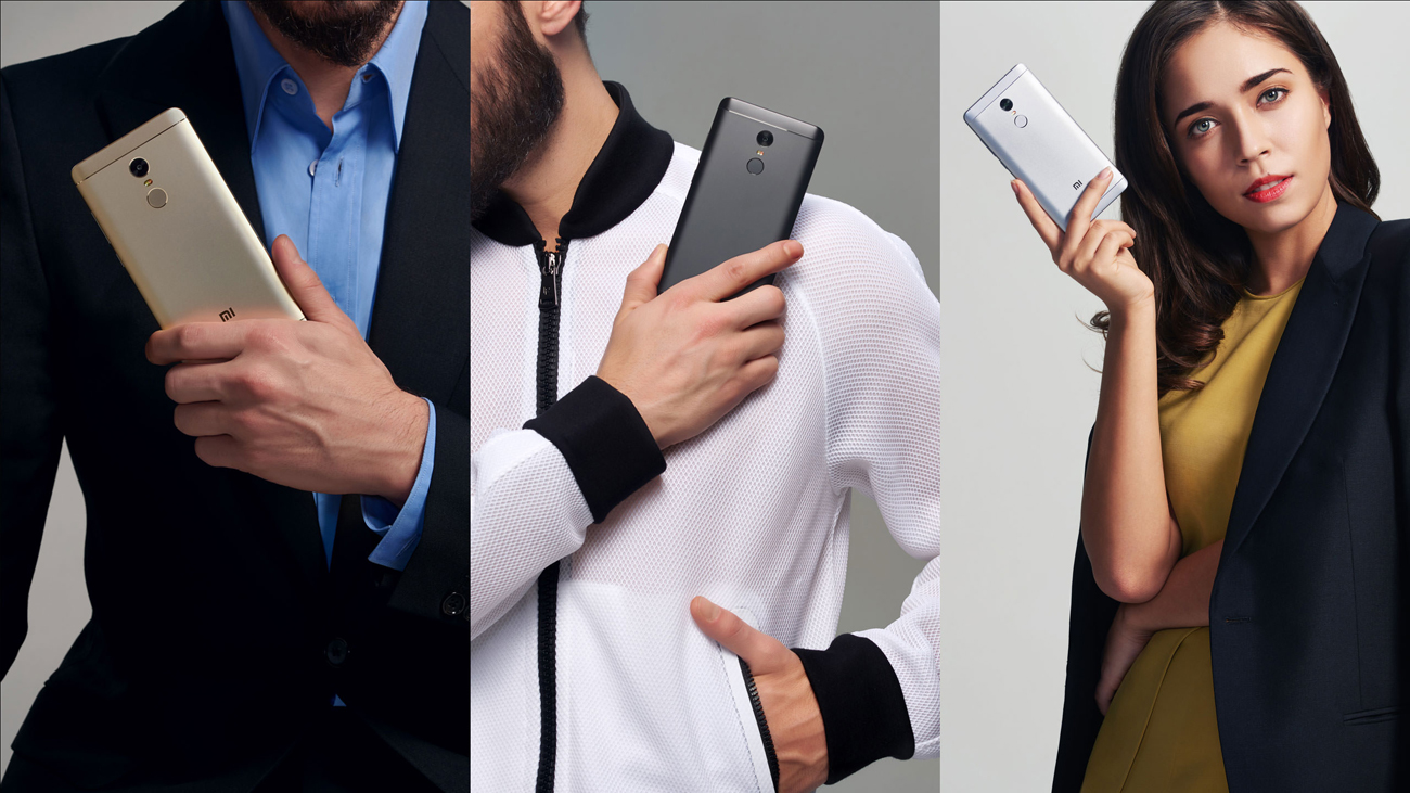 Xiaomi Redmi Note 4 32GB czytnik linii papilarnych