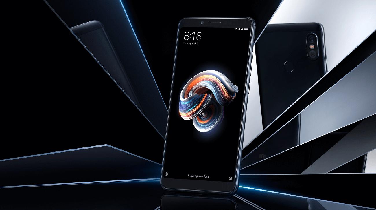 Xiaomi Redmi Note 5 obudowa ze szkła i metalu