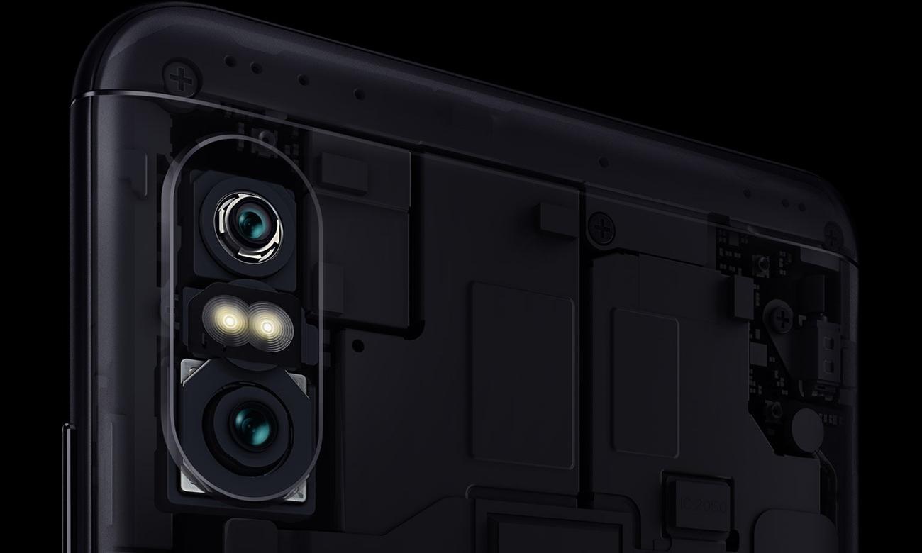 Xiaomi Redmi Note 5 aparat 12 + 5 Mpix
