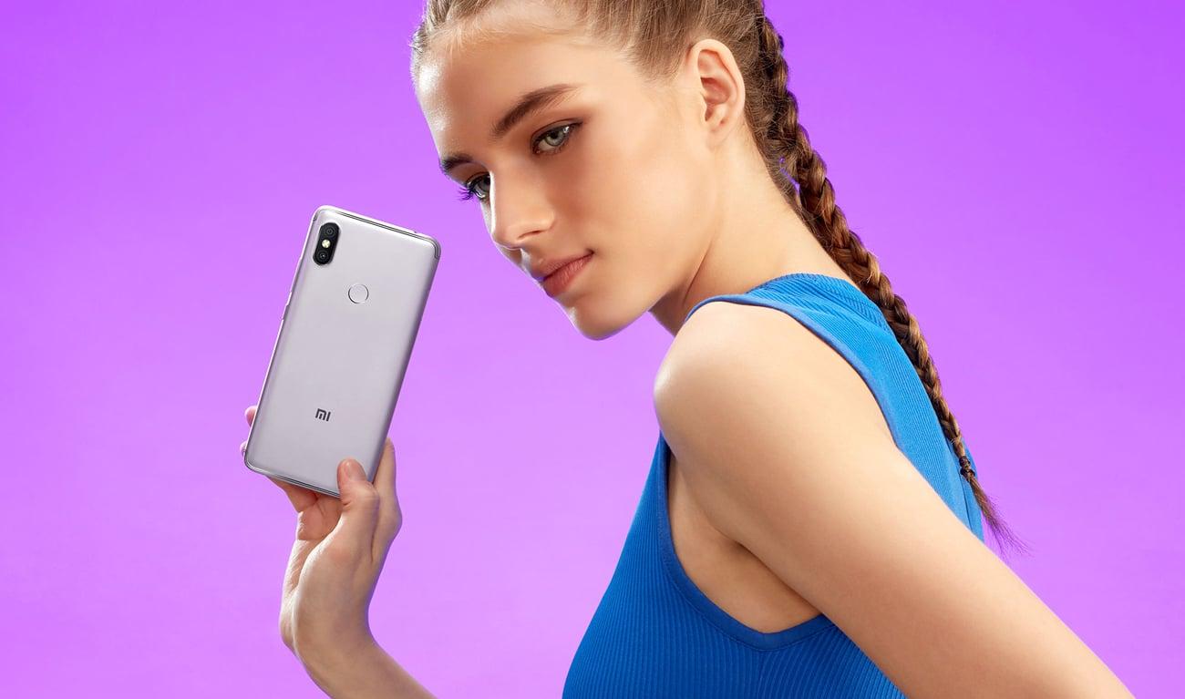 Xiaomi Redmi S2 podwójny aparat 12 + 5