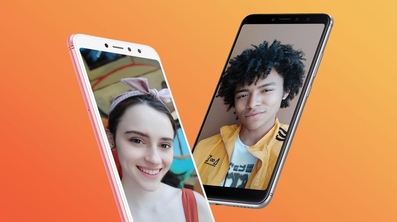 Xiaomi Redmi S2 aparat 16 Mpix selfie