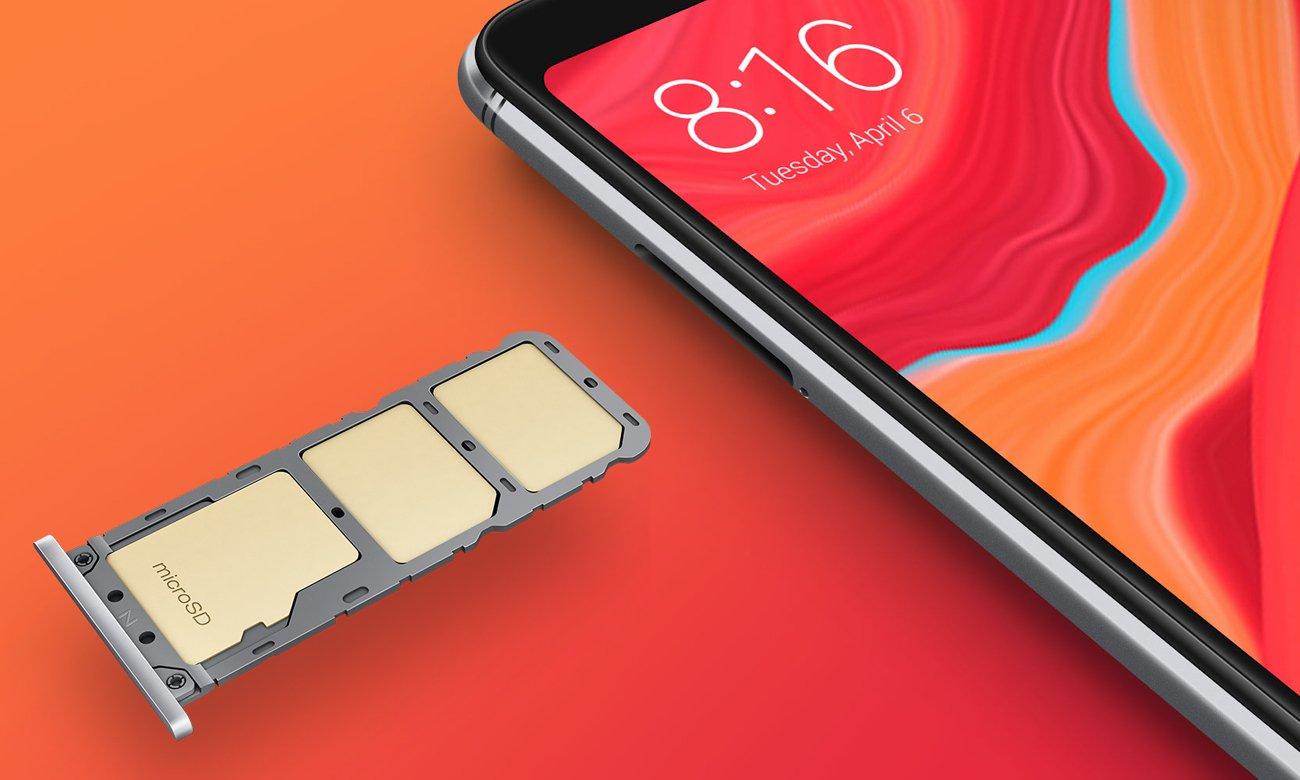 Xiaomi Redmi S2 ośmiordzeniowy procesor Snapdragon 625
