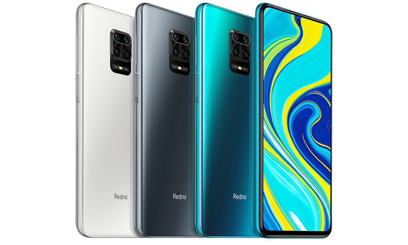 Xiaomi Redmi Note 9s 64 GB Aurora Blue