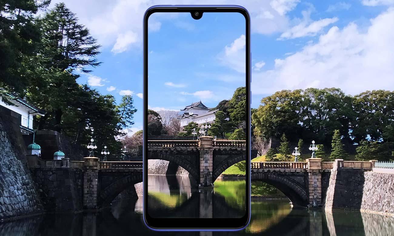 Xiaomi Redmi 7 podwójny aparat