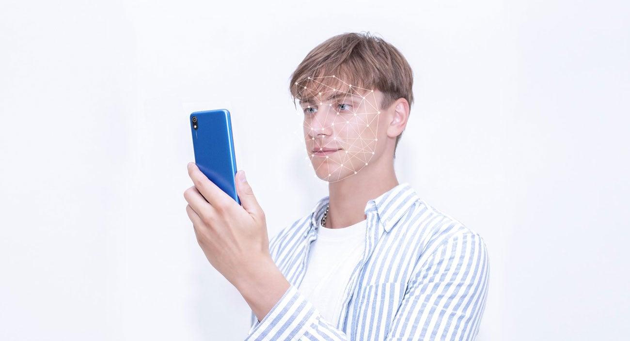 Redmi 7A odblokowanie skaner twarzy