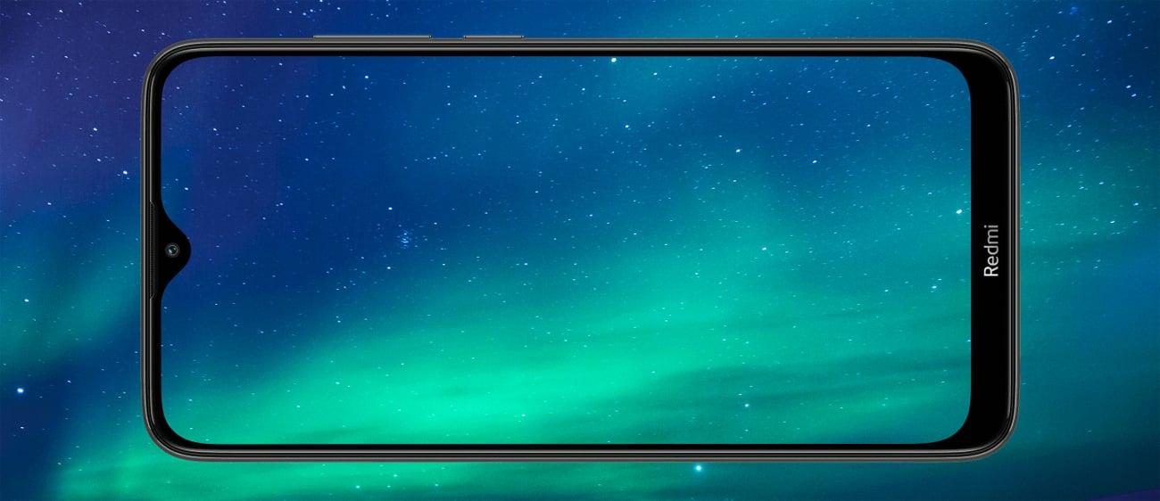 Xiaomi Redmi 8 panoramiczny ekran dot drop