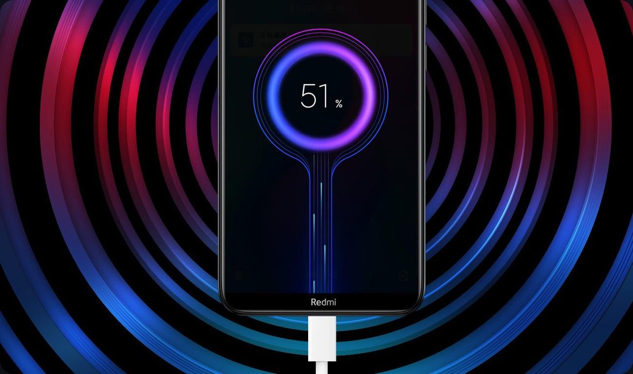 Xiaomi Redmi 8 wydajny procesor snapdragon 439 bateria 5000 mah