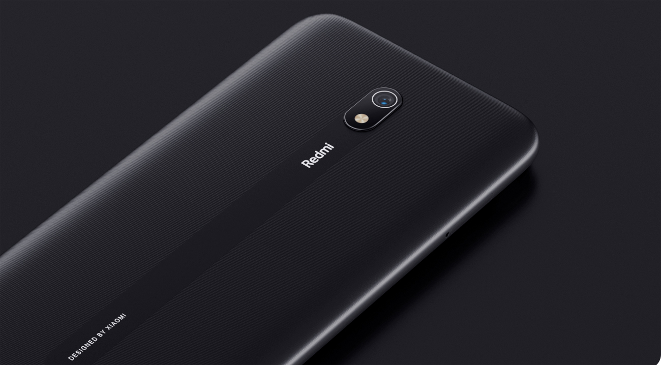 Xiaomi Redmi 8 aparat podwojny SI