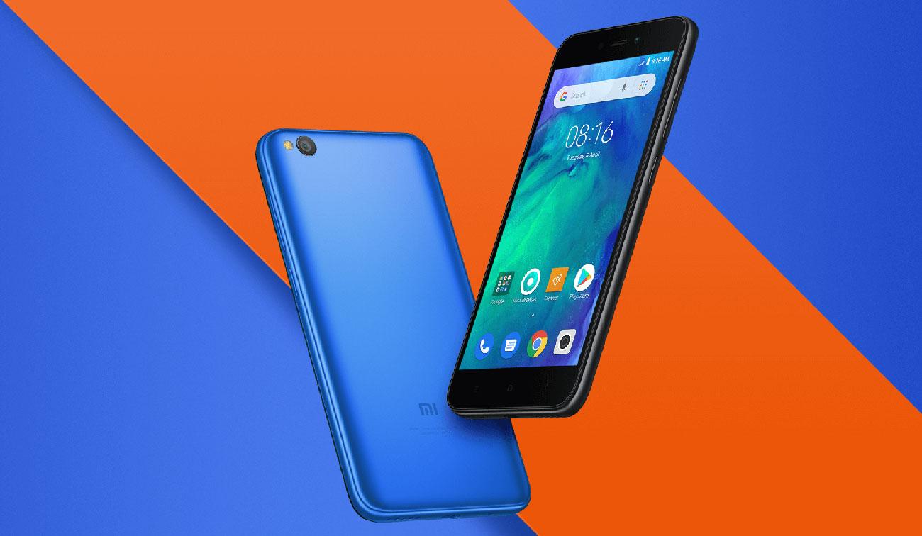 Xiaomi Redmi Go  bateria 3000 mAh