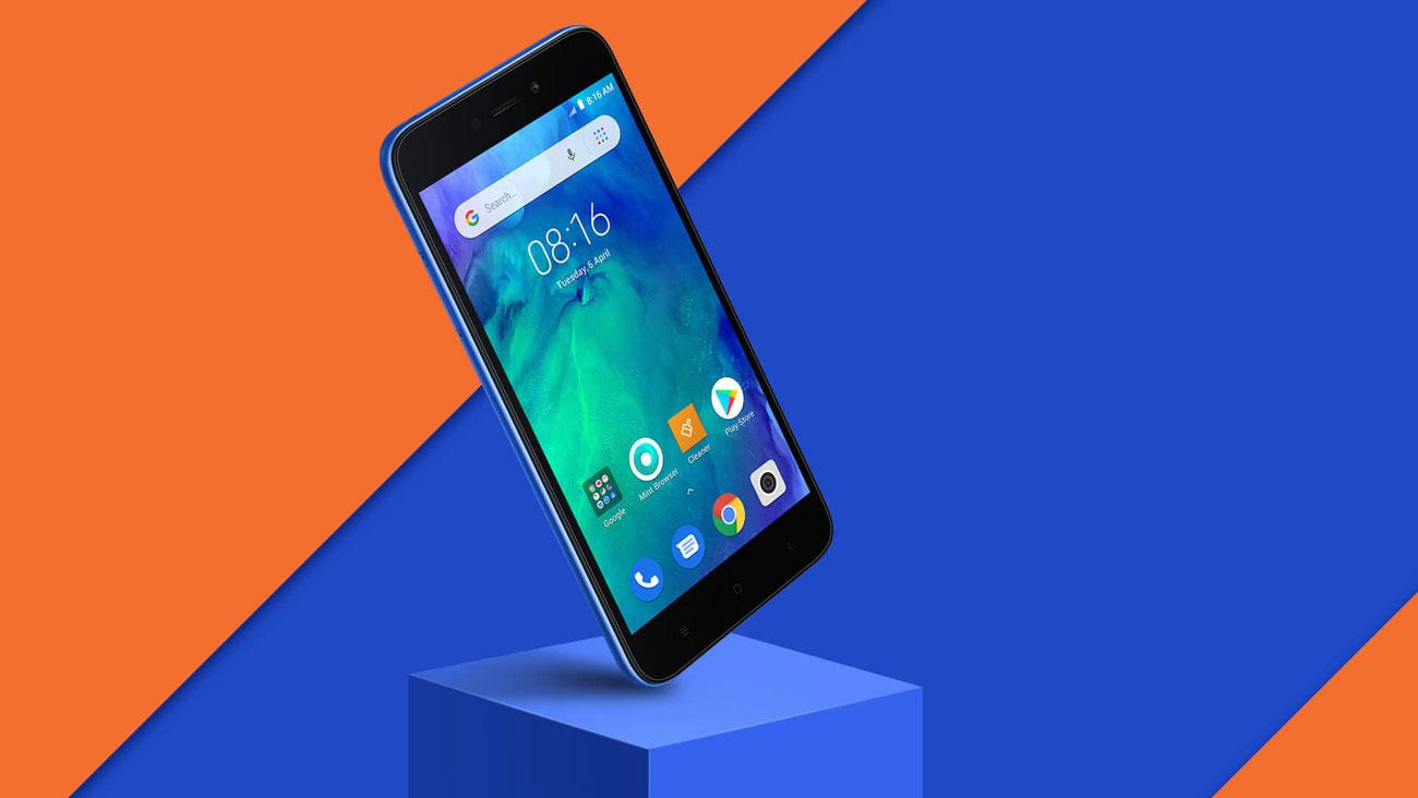 Xiaomi Redmi Go lekki android GO