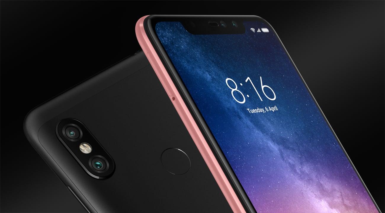 Xiaomi Redmi Note 6 Pro cztery aparaty z AI