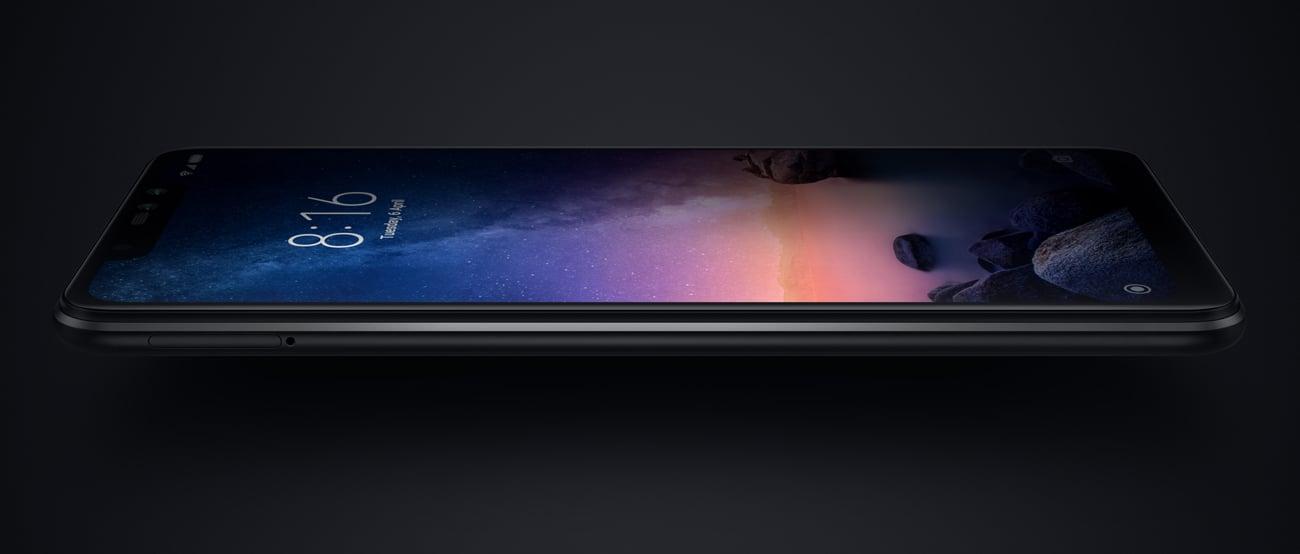 Xiaomi Redmi Note 6 Pro 8-rdzeniowy procesor snapdragon 636