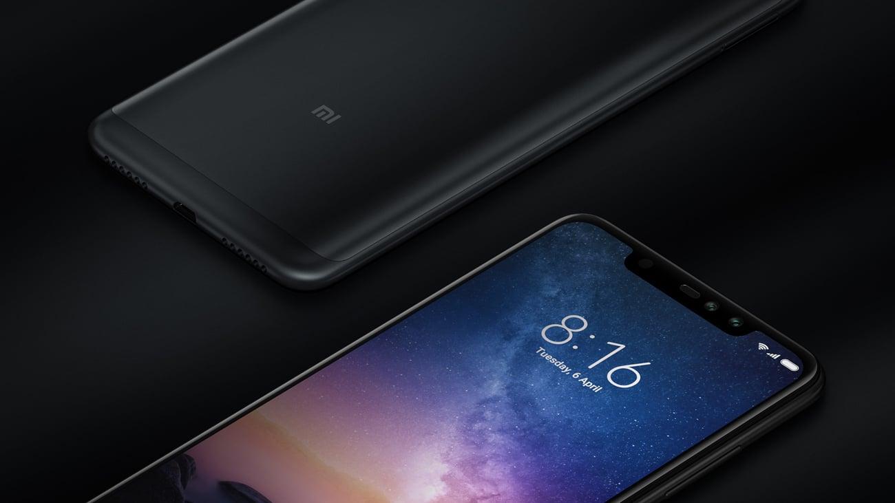 Xiaomi Redmi Note 6 Pro panoramiczny ekran 6,26 fullhd+