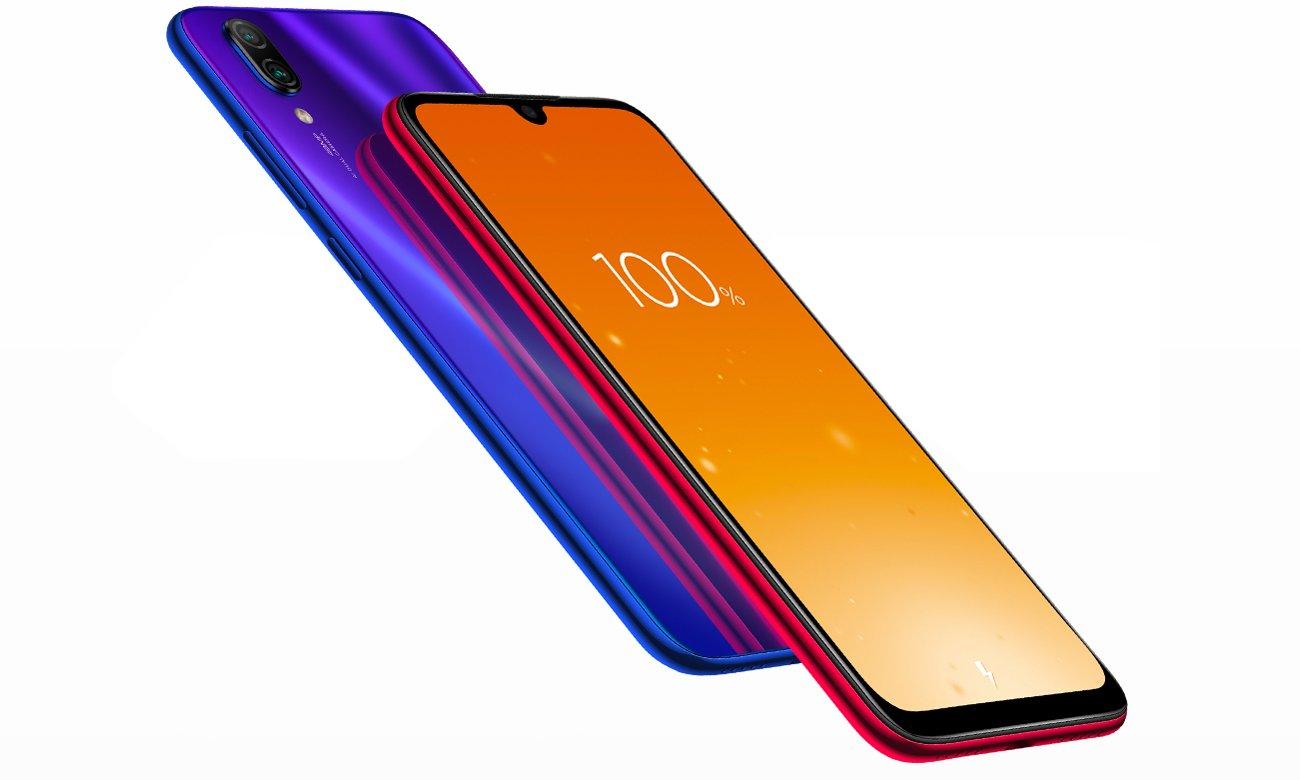 Xiaomi Redmi Note 7 bateria 4000 mAh