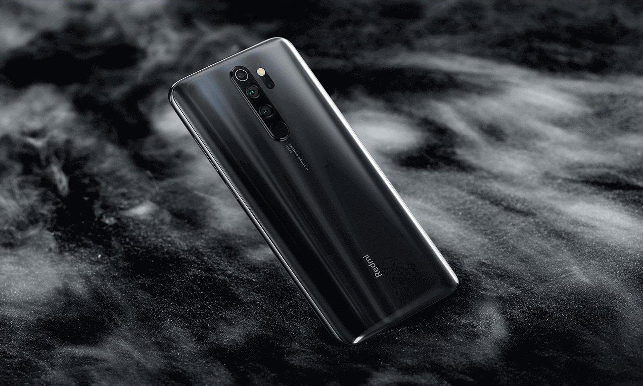 Xiaomi Redmi Note 8 Pro smukła obudowa z zakrzywionego szkła