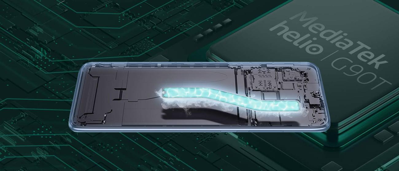 Xiaomi Redmi Note 8 Pro 8-rdzeniowy procesor MediaTek Helio G20T