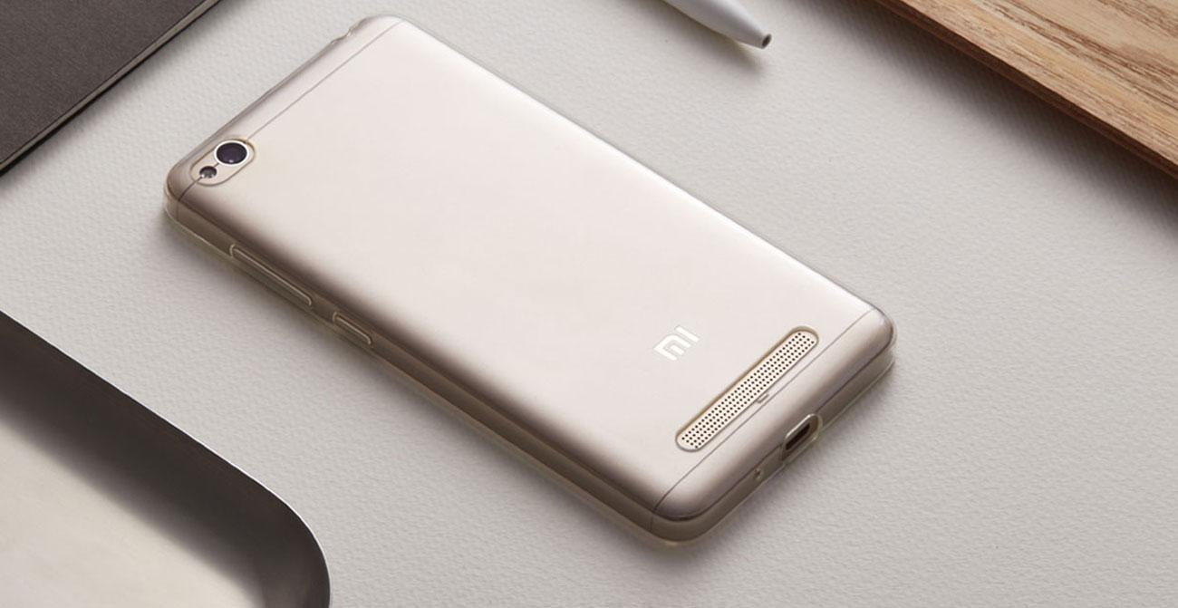 Xiaomi Soft Case do Redmi 4a