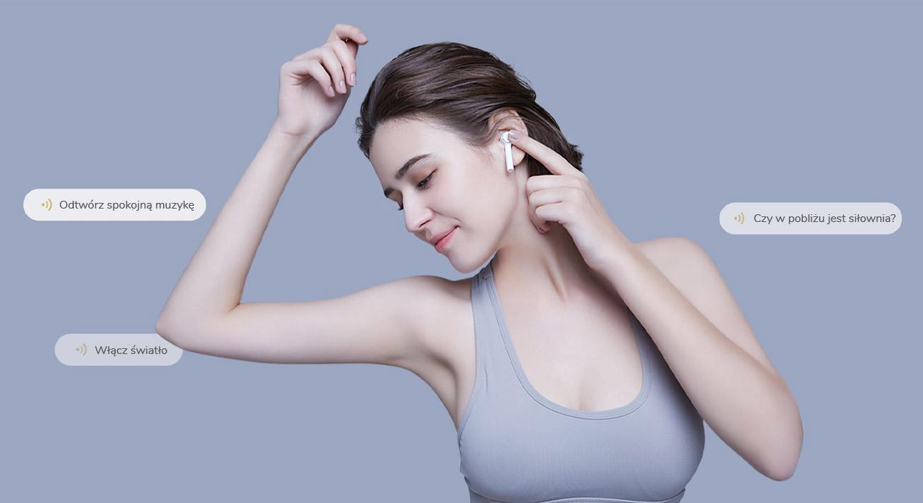 Słuchawki bezprzewodowe Xiaomi Mi True Wireless