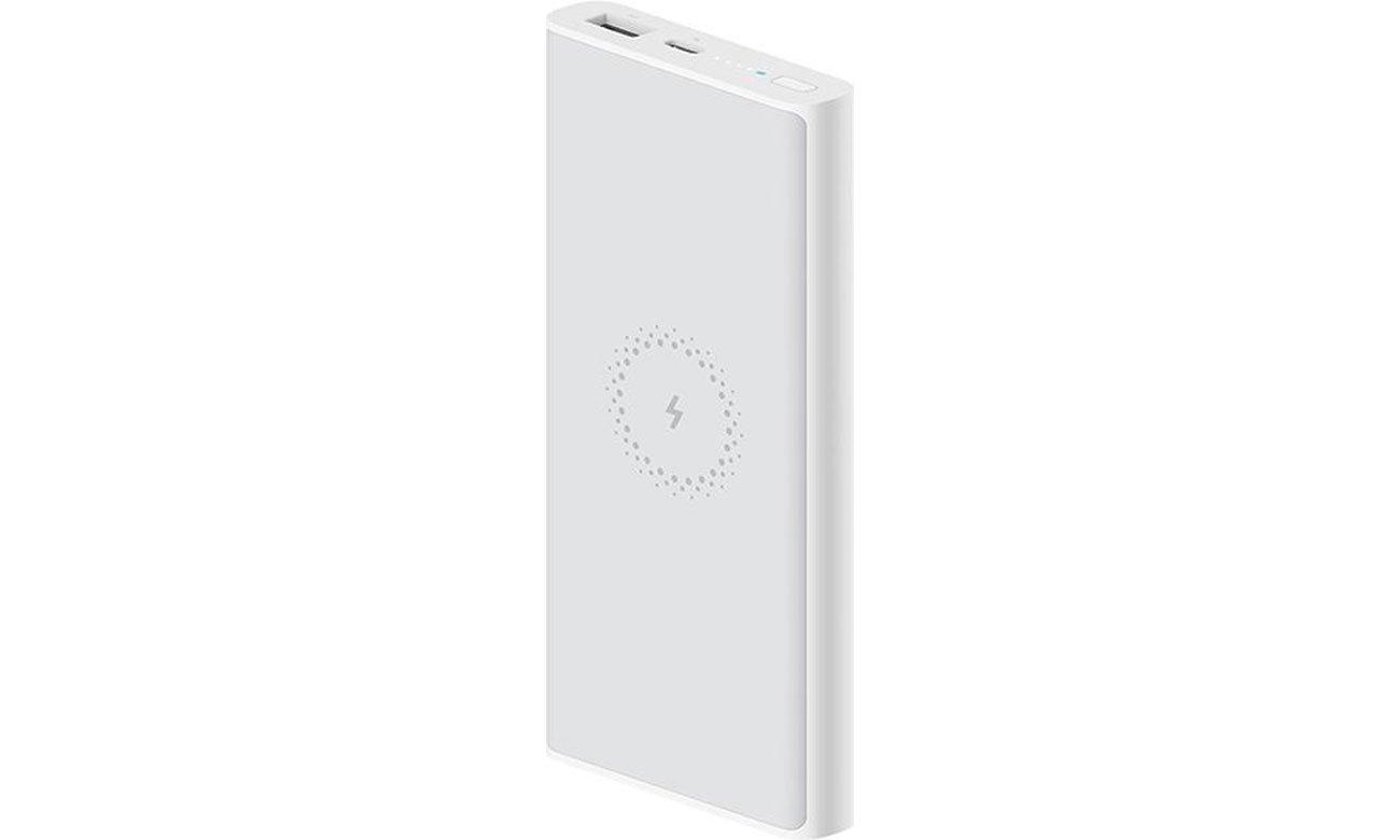 Powerbank Xiaomi Mi Wireless Power Bank 10000 mAh (biały) VXN4294GL