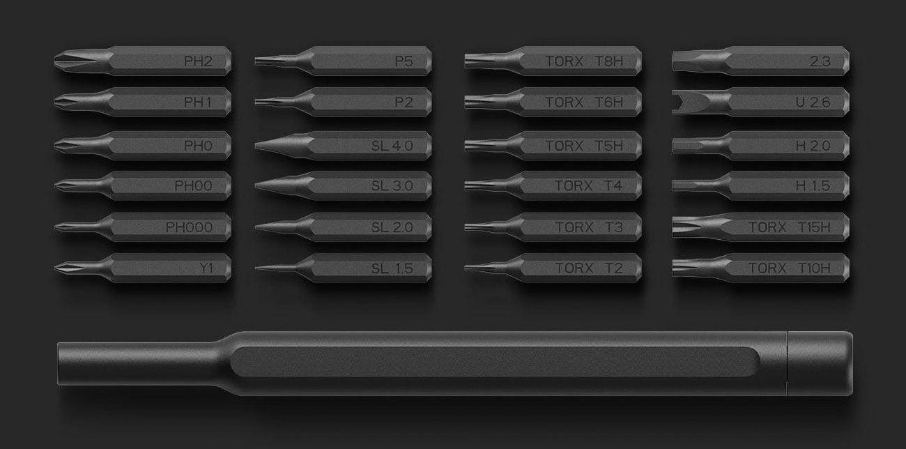 Zestaw wkrętów Xiaomi MiJia Wiha 24w1