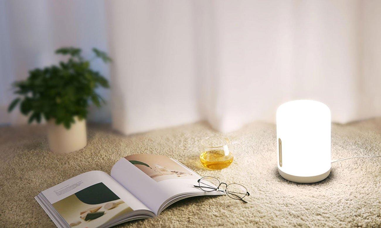 Inteligentne oświetlenie Xiaomi Mi Bedside Lamp 2