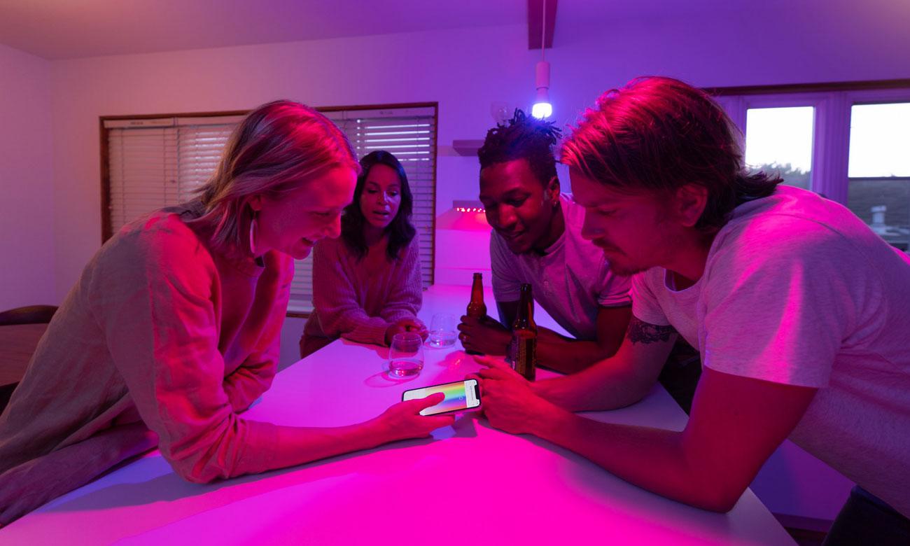 Yeelight Smart Bulb RGB - Aplikacja