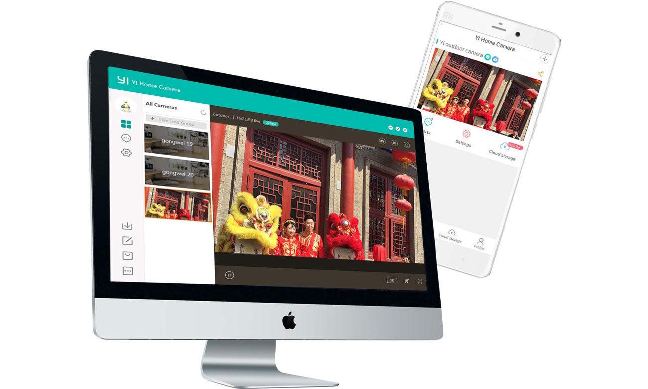 YI Home App