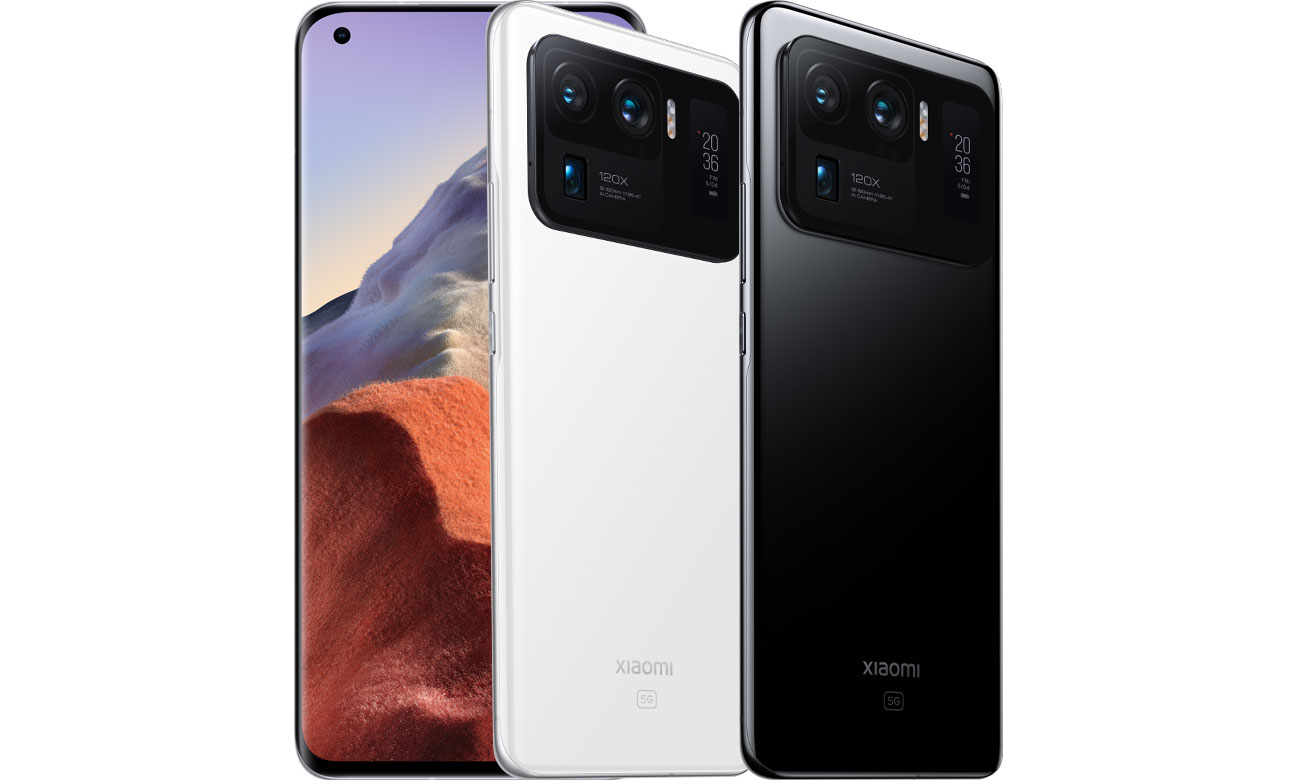 Xiaomi Mi 11 Ultra 5G 256 GB czarny